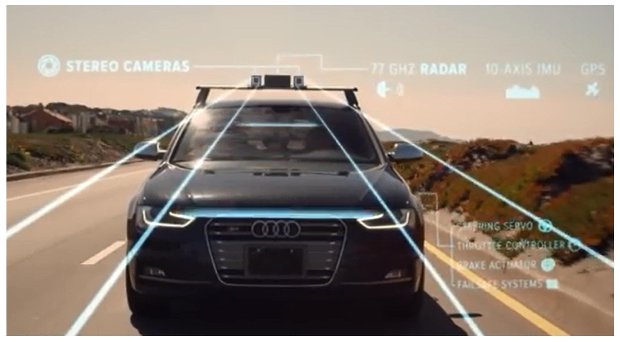 L auto che si guida da solaclub dell 39 innovazione club for L auto che si guida da sola