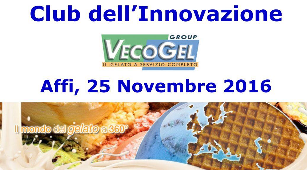 Club dell'Innovazione - Vecogel